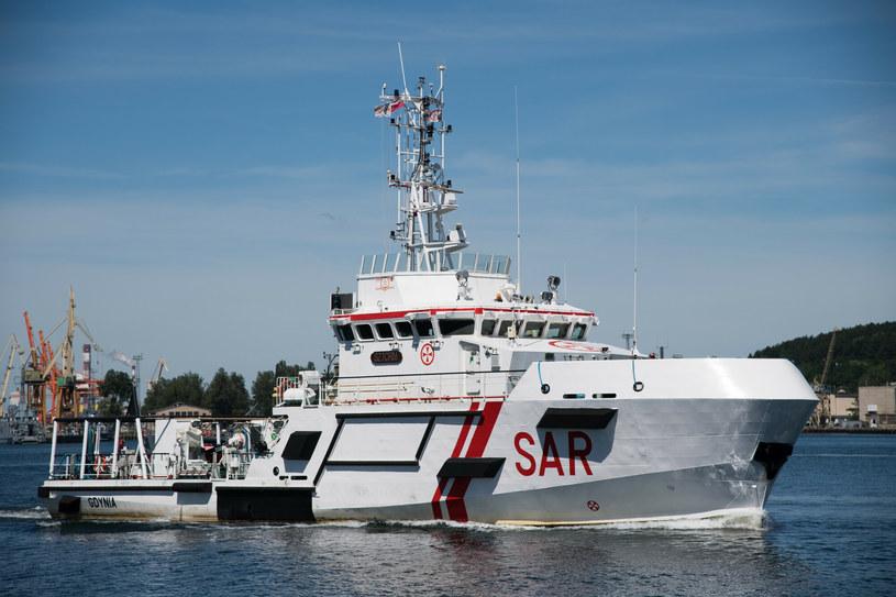 Morska Służba Poszukiwania i Ratownictwa (SAR) /Wojciech Strozyk/ /Reporter