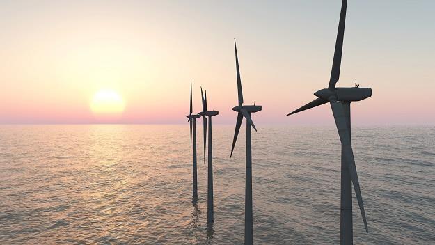 Morskie farmy wiatrowe mogą przynieść 80 tys. nowych miejsc pracy /©123RF/PICSEL