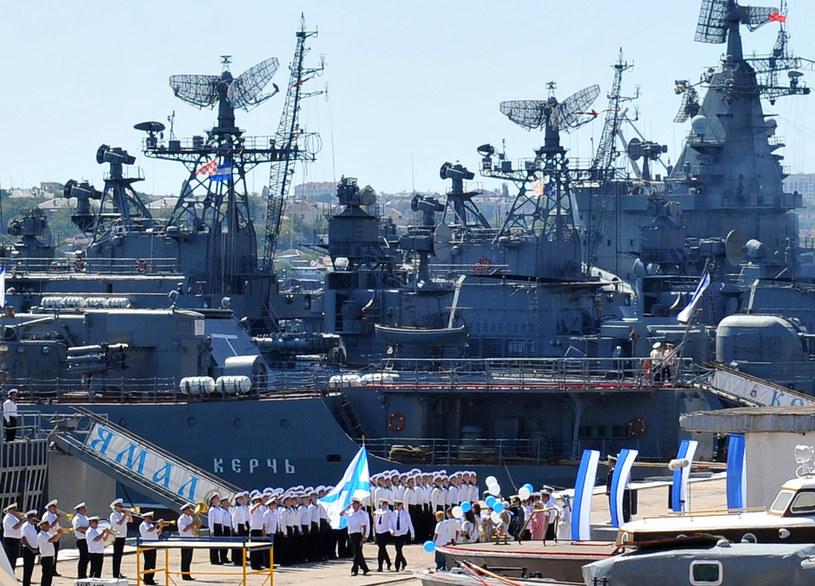 Morskie siły zbrojne Ukrainy /AFP