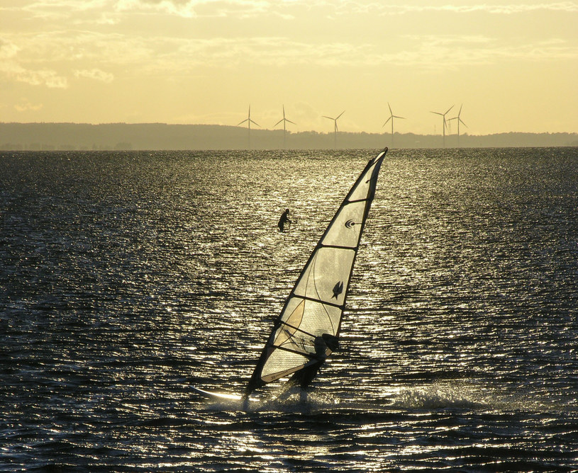 Morskie wiatraki to zmarnowana szansa? /Marianna Osko /Agencja SE/East News