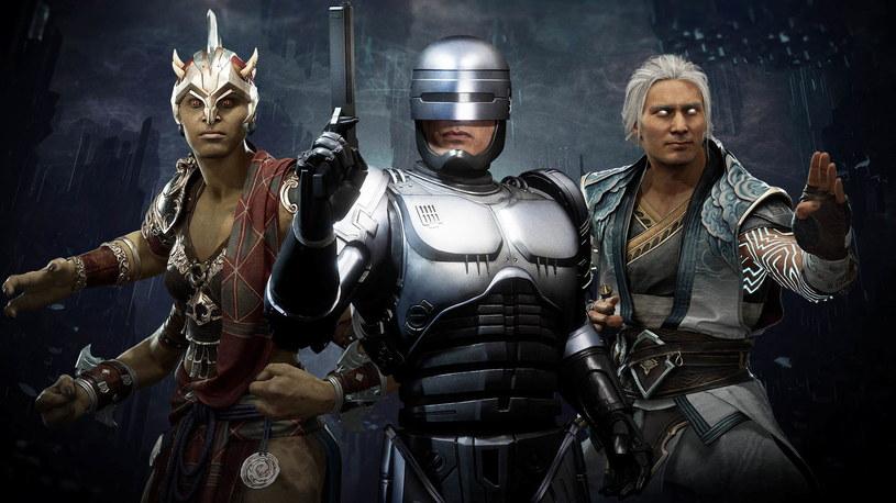 Mortal Kombat 11: Aftermath /materiały prasowe
