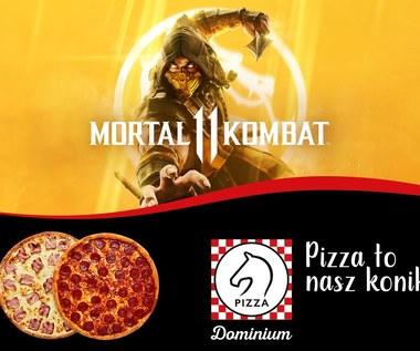 Mortal Kombat 11 i... dwie darmowe pizze