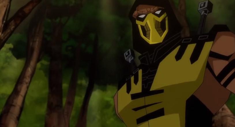 Mortal Kombat Legends: Scorpion's Revenge /materiały prasowe