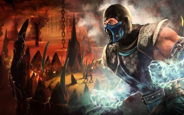 Mortal Kombat wrócił do znakomitych korzeni, a dodatkowo osiągnął sukces sprzedażowy /Informacja prasowa