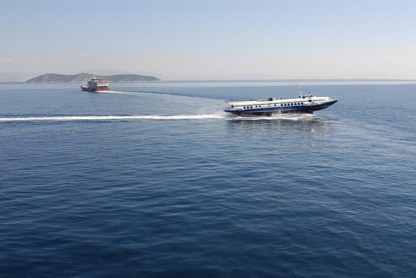 Morze Egejskie, zdj. ilustracyjne /MICHAL BAZALA /East News