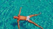 Morze Martwe -  cud sam w sobie