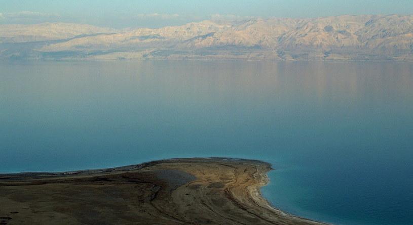Morze Martwe Fot. David Shankbone /Wikipedia