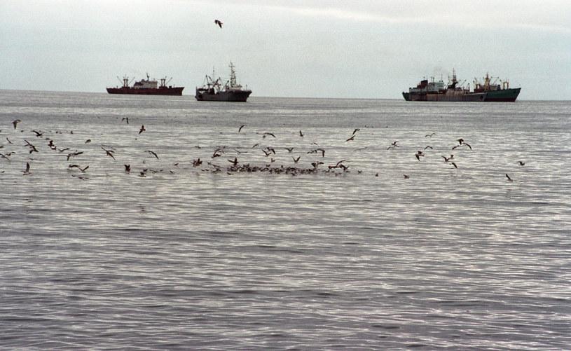 Morze Ochockie - zdjęcie ilustracyjne /ITAR TASS /Agencja FORUM