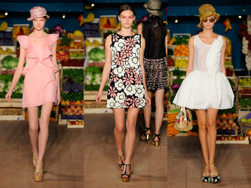 Moschino  /Getty Images/Flash Press Media