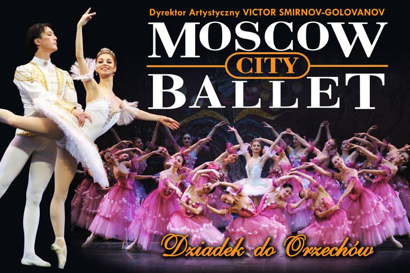 Moscow City Ballet znowu w Polsce /Styl.pl/materiały prasowe