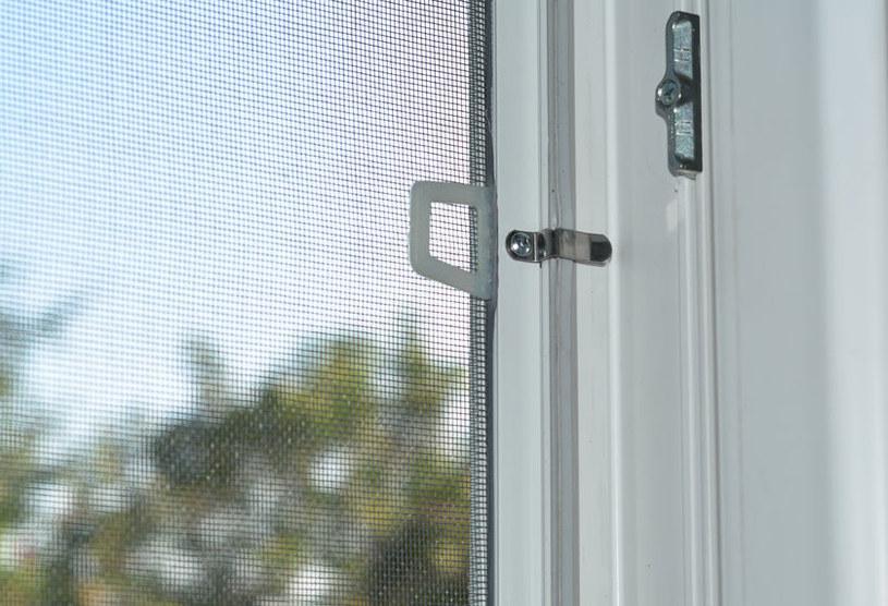 Moskitiera na oknie /©123RF/PICSEL