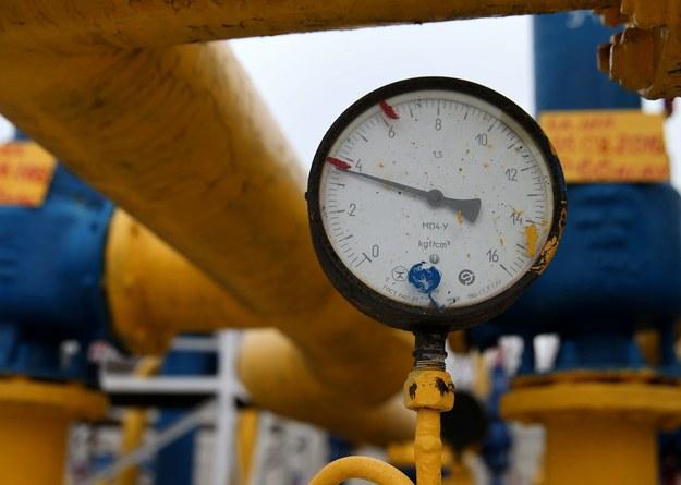 Moskwa przykręca Kijowowi kurek z gazem: zmniejszyła tranzytowy przesył błękitnego surowca przez Ukrainę do odbiorców na zachodzie Europy / Valery Sharifulin    /PAP/ITAR-TASS