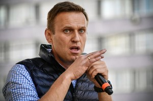 Moskwa: Rewizja w mieszkaniach Aleksieja Nawalnego i jego żony Julii