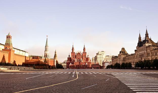 Moskwa. Rosja pozbyła się większości amerykańskich obligacji /©123RF/PICSEL