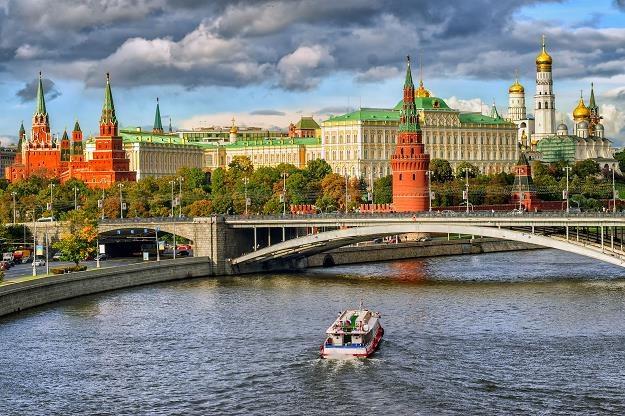"""Moskwa, Rosja: Resort finansów chce zakazać sprzedaży alkoholowych """"esencji"""" /©123RF/PICSEL"""