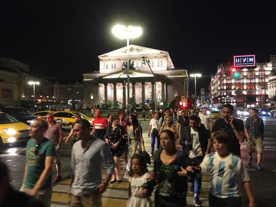 Moskwa widziana z perspektywy dziennikarza RMF FM /RMF FM