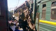 Moskwa: Zderzenie pociągów. Są poszkodowani