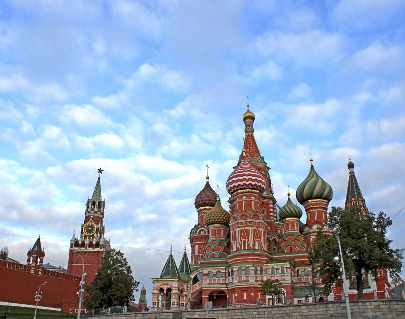 Moskwa /123RF/PICSEL