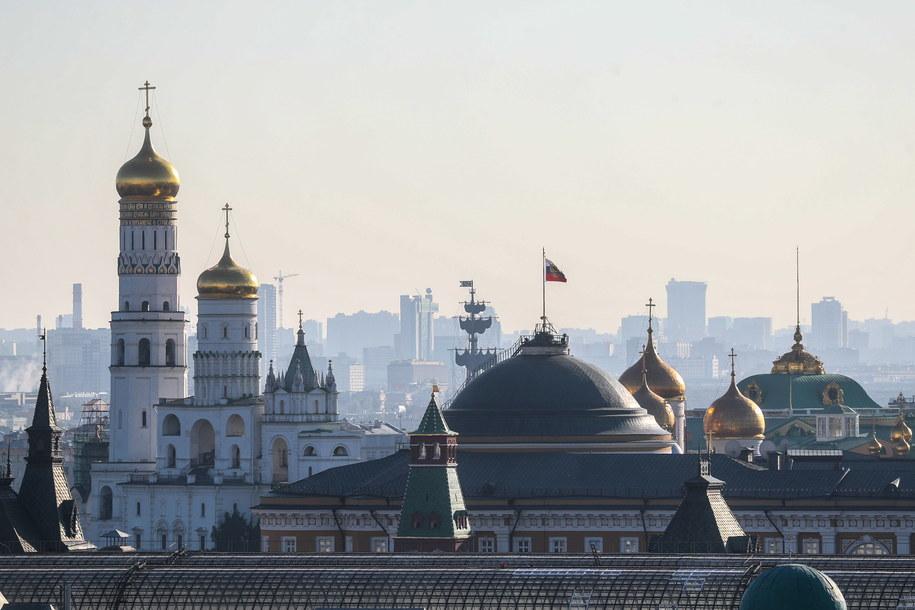 Moskwa / Vyacheslav Prokofyev /PAP