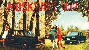Moskwicz 412 - informacje i zdjęcia