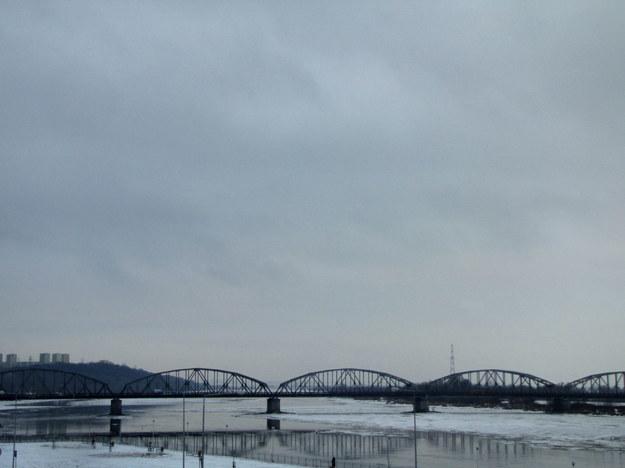 most drogowo-kolejowy im. Bronisława Malinowskiego /Kamil Młodawski /RMF FM