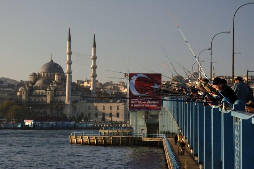 Most Galata łączy azjatycką i europejską część miasta /Agencja FORUM