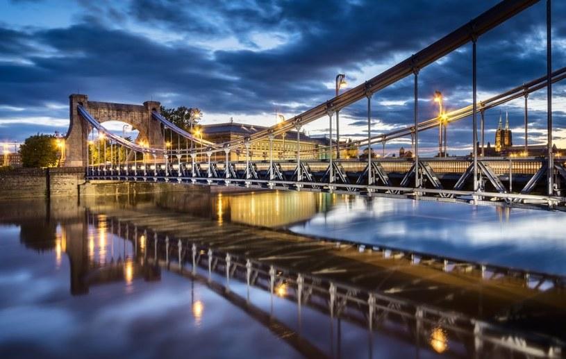 Most Grunwaldzki we Wrocławiu /Jar.ciurus (Praca własna)/Wikimedia Commons/CC BY-SA 3.0 /&nbsp