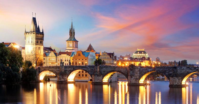 Most Karola w Pradze /123RF/PICSEL