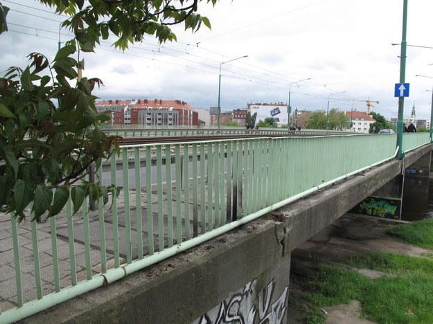 Most, na którym doszło do wybuchu /Adam Górczewski /RMF FM