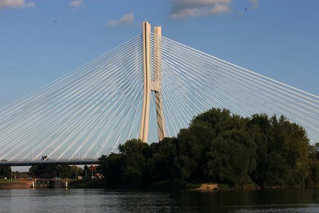 Most Rędziński w ciągu obwodnicy Wrocławia /PAP
