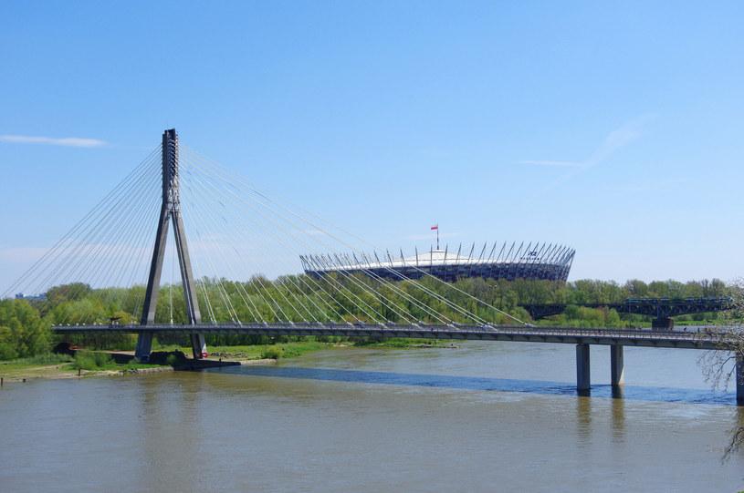 Most Świętokrzyski w Warszawie /Marek BAZAK/East News /East News