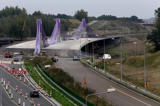 Most w Mszanie, który groził zawaleniem / Fot: Dominik Gajda /Reporter