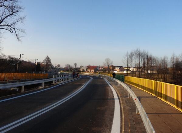 Most w Woli Jachowej /GDDKiA /GDDKiA