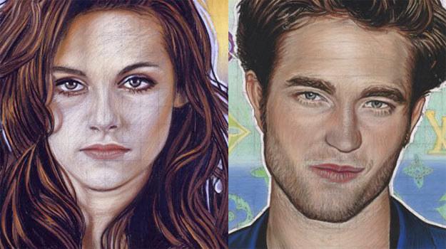 Most Wanted? Kristen Stewart i Robert Pattison /Internet