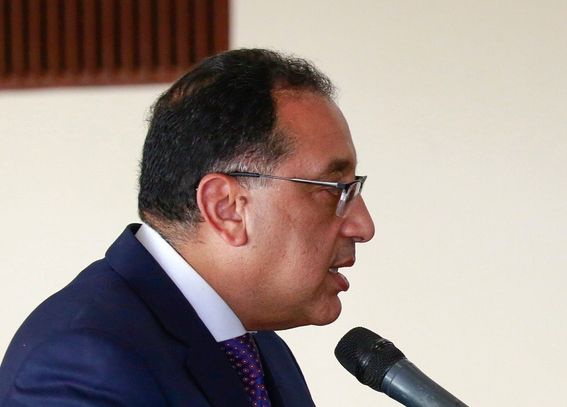 Mostafa Madbouli, premier Egiptu /AFP