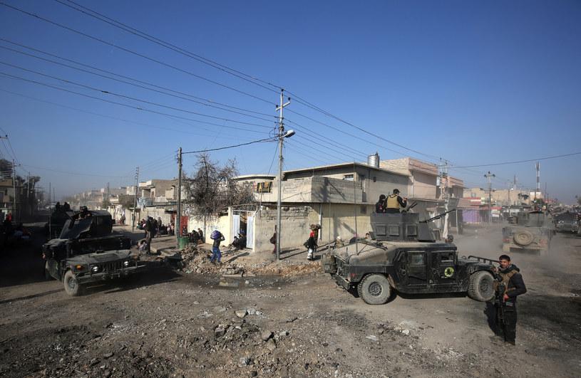 Mosul, Irak; zdj. ilustracyjne /AHMAD AL-RUBAYE /AFP