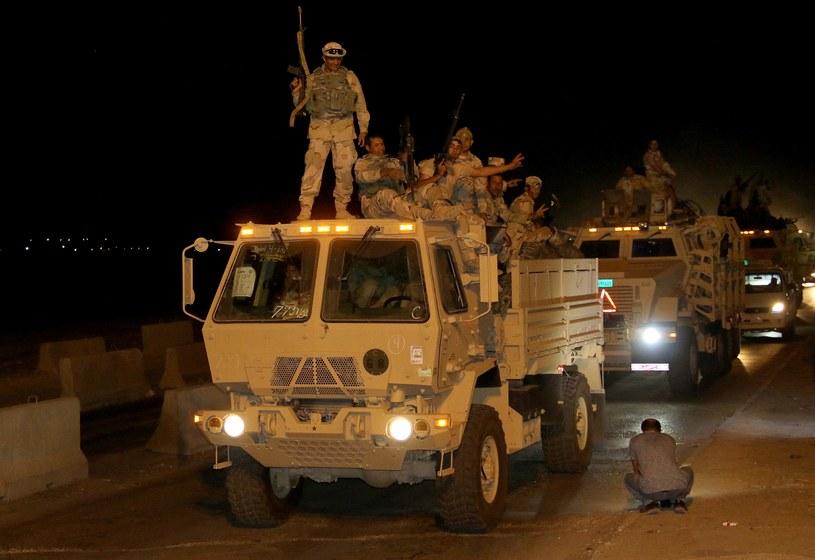 Mosul: Przygotowania do ofensywy irackiej armii /AFP