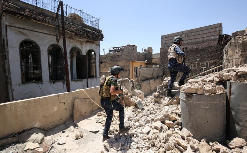Mosul; zdj. ilustracyjne /AFP