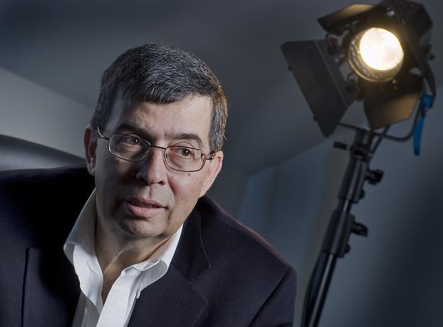 Mosze Greidinger, prezes CCI /Informacja prasowa