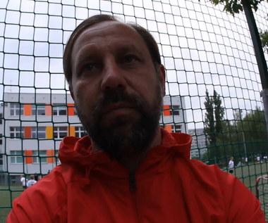 Motała przed meczem Zagłębie - Lech. Wideo