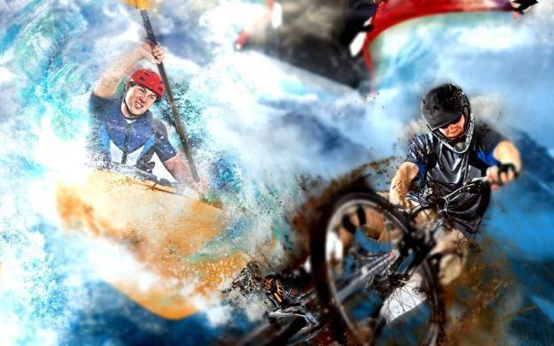 Motionsports Adrenaline - motyw graficzny /Informacja prasowa