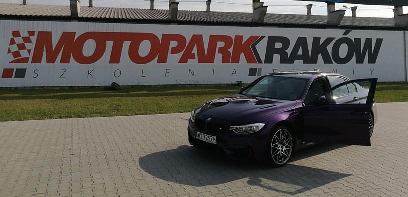 Moto Park Kraków /INTERIA.PL