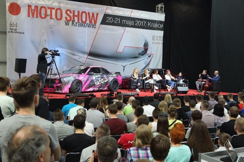 MOTO SHOW w Krakowie 2017 /