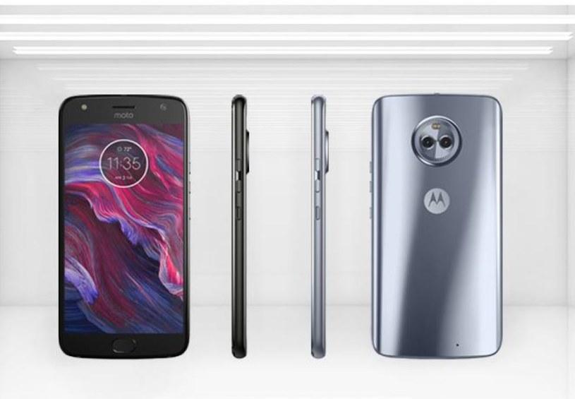 Moto X4 posiada podwójny aparat z Dual Pixel Autofokus /materiały prasowe