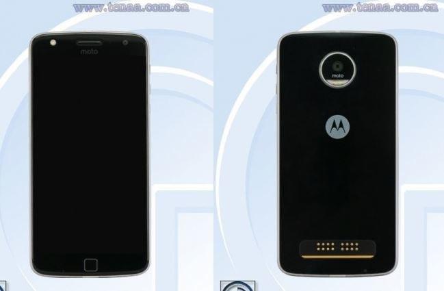 Moto Z Play będzie bardzo podobna do flagowej Moto Z /TENAA /INTERIA.PL