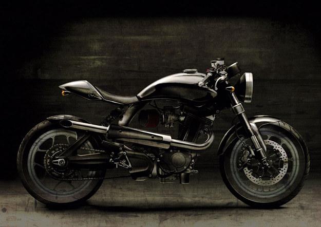 Motocykl Mac /Discovery Science