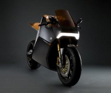 Motocykl na prąd