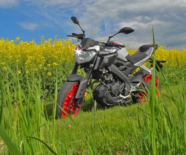 Motocykle 125: CBS to nie ABS