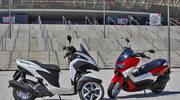 Motocykle 125 - wybór trudny, ale to cieszy