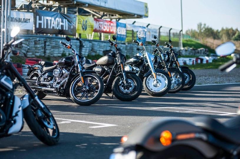 Motocykle Harleya mają być lżejsze i bardziej zwinne /INTERIA.PL